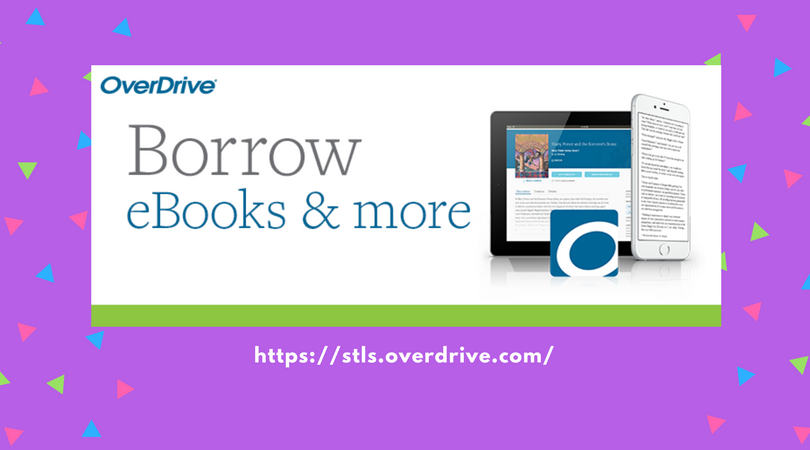 OverDrive eBooks, audiobooks, videos & more!