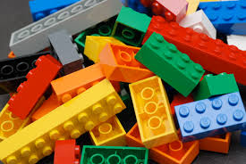 Lego Builders, Lego Club every first Wednesday of the month at 6pm