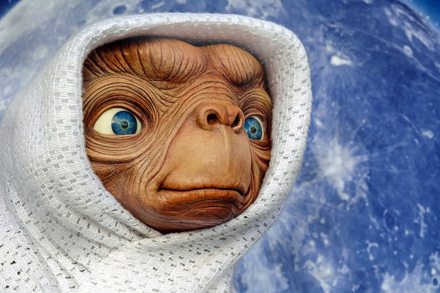 ET movie showing, Friday August 23rd @ 3pm